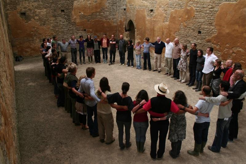 Sunday singing group